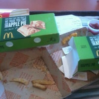 Photo taken at McDonald's by Christopher D. on 4/16/2012
