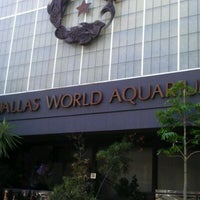 Photo taken at Dallas World Aquarium by Carole M. on 3/26/2012