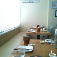 Photo taken at La Buona Cucina (Pizza & Lasagna) by Young-ah C. on 6/23/2012