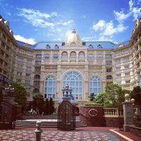 Photo taken at Tokyo Disneyland Hotel by Saori T. on 6/10/2012
