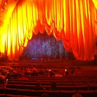 Photo taken at Zarkana by Cirque du Soleil by Samar on 8/31/2012