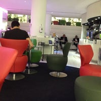 Photo taken at Lounge ANA by Jon F. on 6/18/2012