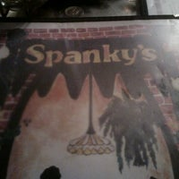 Photo taken at Spanky's Pizza Galley & Saloon by Ace D. on 4/29/2012