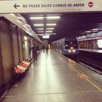 Photo taken at Metro Salvador by Felipe C. on 6/14/2012