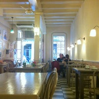 Photo taken at Cafè Camèlia by Claire N. on 5/25/2012