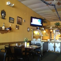 Photo taken at Amici Pizza & Restaurant by Don G. on 2/6/2012