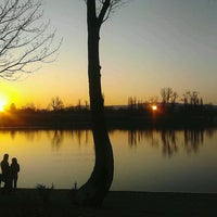Foto tirada no(a) Kopaszi-gát por Attila F. em 3/16/2012