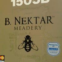 Photo taken at B. Nektar Meadery by Jen F. on 6/22/2012