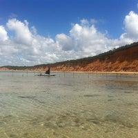 Foto tirada no(a) Praia do Carro Quebrado por Alexandre P. em 5/6/2012