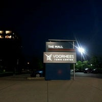 Photo taken at Voorhees Town Center by M R. on 5/26/2012