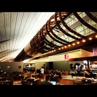 Photo taken at Emirates Business Class Lounge by Abdullah H. on 9/3/2012