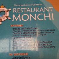 Photo taken at Restaurant Monchi by Misael C. on 3/19/2012