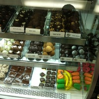 Photo taken at Carousel Candies by Gabriel E. on 3/3/2012