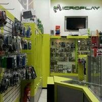 Photo taken at Microplay Mall Plaza El Trebol by josecarlos r. on 7/2/2012