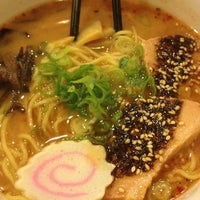 Photo taken at Nom Nom Ramen by Adam W. on 9/3/2012