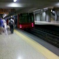 Photo taken at Metro Restauradores [AZ] by 💊  Ricardo b. on 8/8/2012