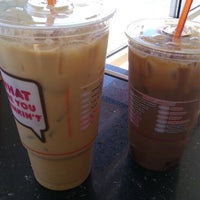 Photo taken at Dunkin Donuts by Sam G. on 4/3/2012