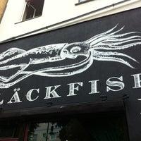 Photo taken at Bläckfisk Parlour by David L. on 7/6/2012