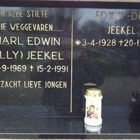 Photo taken at Kerkhof by . .. on 3/7/2012