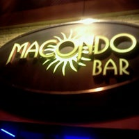 Foto tirada no(a) Macondo Bar por Mauro R. em 8/8/2012