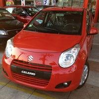 Photo taken at Dercocenter Suzuki by Rodrigo A. on 6/4/2012