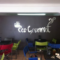Photo taken at Kaixo Eco Gourmet by Yma C. on 3/16/2012
