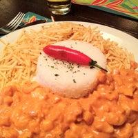 Photo taken at Café do Forte by Rafaela L. on 6/23/2012