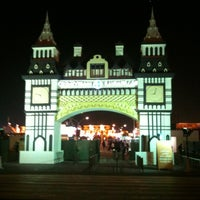 Photo taken at Global Village by Marwan E. on 3/1/2012