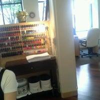 Photo taken at Ballard Nail Studio by Jen L. on 7/22/2012