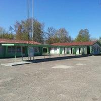 Photo taken at Stovykla Žilvitis by Hop M. on 5/3/2012