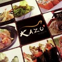 Photo taken at Kazu Sushi by Melinda W. on 6/16/2012