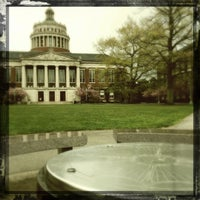 Photo taken at Eastman Quadrangle by Vince S. on 4/26/2012