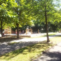Photo taken at Eschholzpark by William G. on 8/15/2012
