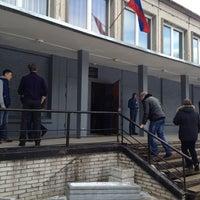 Photo taken at Школа № 89 by Sergey K. on 3/4/2012