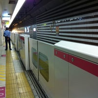 Photo taken at Kitashinchi Station by kefian on 5/7/2012