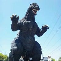 Photo taken at Godzilla by Yukiko Y. on 5/5/2012