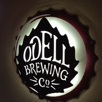 Photo taken at Odell Brewing Company by Tyler on 7/14/2012