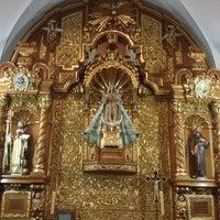 Photo taken at Parroquia de Santo Domingo de Guzmán by Shanti V. on 3/18/2012