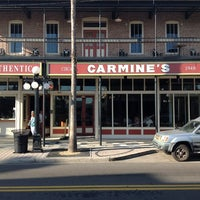 Photo taken at Carmine's by Shawn V. on 3/16/2012