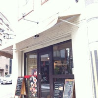 Photo taken at Arts cafe by Endo Y. on 5/1/2012