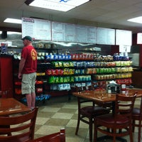 Photo taken at Santini's New York Style Deli by Eric M. on 5/16/2012
