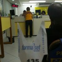 Photo taken at Correios by Fabio P. on 6/12/2012