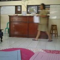 Photo taken at Dinas Pendidikan dan pemuda Olah Raga by fitrah h. on 8/8/2012
