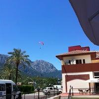 6/9/2012 tarihinde Alexandr P.ziyaretçi tarafından Crystal Aura Beach Resort Hotel&Spa'de çekilen fotoğraf