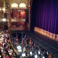 Photo taken at English National Opera at the London Coliseum by Javier L. on 8/11/2012