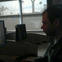 Photo taken at Cypress College Library by Phillip M. on 2/22/2012
