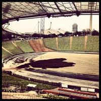 Photo taken at Olympic Stadium by Gunnar J. on 4/3/2012