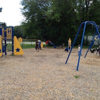 Photo taken at Mills Field Playground by Gil G. on 7/29/2012
