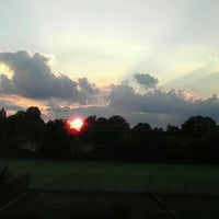 Photo taken at Trinity Hall, Wychfield Site by Faisal F. on 8/9/2012