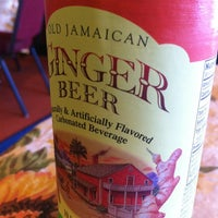 Photo taken at Island Spice Caribbean Restaurant by Latra W. on 9/6/2012